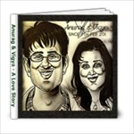 VigyaAnurag - 6x6 Photo Book (20 pages)