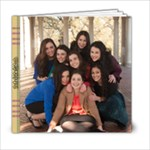 seniors - 6x6 Photo Book (20 pages)