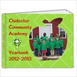 CCCA Yearbook - 7x5 Photo Book (20 pages)