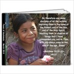 2013 Faces of Guatemala - 9x7 Photo Book (20 pages)