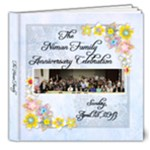 Niman Party Album - 8x8 Deluxe Photo Book (20 pages)
