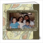My Family Album - 8x8 Photo Book (20 pages)