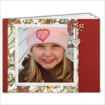 Sweet Oliva Little Girl Album - 7x5 Photo Book (20 pages)