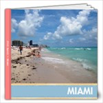 Miami - 12x12 Photo Book (20 pages)