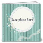 Beach_Frolic_12x12 - 12x12 Photo Book (20 pages)