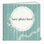 Beach_Frolic_8x8 - 8x8 Photo Book (20 pages)