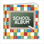 Schools_6x6 - 6x6 Photo Book (20 pages)