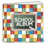 Schools_8x8deluxe - 8x8 Deluxe Photo Book (20 pages)