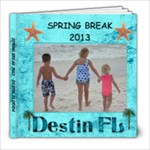 SPRING BREAK - 8x8 Photo Book (20 pages)