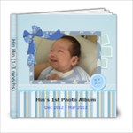Hin Hin (1-3 months) - 6x6 Photo Book (20 pages)