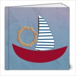 Sea Views - 8x8 Photo Book (20 pages)