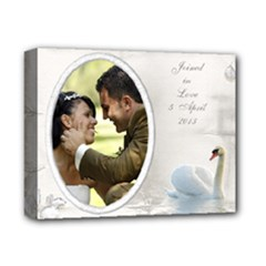 Our Love Deluxe (Stretched) Canvas 14x11 - Deluxe Canvas 14  x 11  (Stretched)