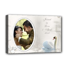 Our Love Deluxe (Stretched) Canvas 18x12 - Deluxe Canvas 18  x 12  (Stretched)