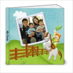 jeffrey  - 6x6 Photo Book (20 pages)