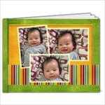 Brendan (2-3 months) - 7x5 Photo Book (20 pages)