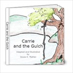 CarrieBook, Carrie and the Gulch - 6x6 Photo Book (20 pages)