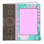 owl pink - 8x8 Photo Book (20 pages)