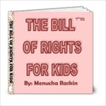 THE BILL OF RIGHTS STORYBOOK - 6x6 Photo Book (20 pages)