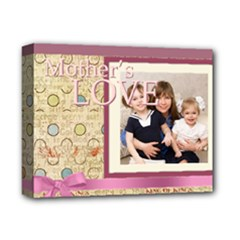 mothers day - Deluxe Canvas 14  x 11  (Stretched)