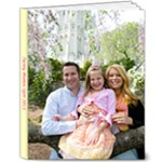 april 2013 1 - 8x10 Deluxe Photo Book (20 pages)