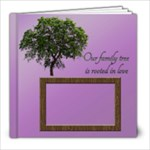 roses photo book - 8x8 Photo Book (20 pages)