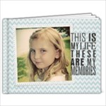 This is my Life - 11 x 8.5 Photo Book(20 pages)