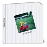 Avrohom Chaims book - 8x8 Photo Book (20 pages)