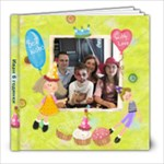 124 - 8x8 Photo Book (20 pages)
