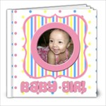baby photo book - 8x8 Photo Book (20 pages)