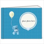 Baby_Boy_9x7 - 9x7 Photo Book (20 pages)