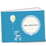 Baby_Boy_9x7_deluxe - 9x7 Deluxe Photo Book (20 pages)