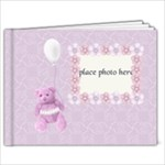 Baby_Girl_9x7 - 9x7 Photo Book (20 pages)