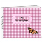 My Butterfly Book - 7x5 Photo Book (20 pages)