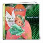 Baby Bean - 8x8 Photo Book (20 pages)