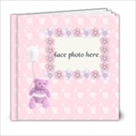 Baby_girl_6x6 - 6x6 Photo Book (20 pages)