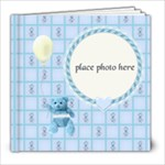 Baby_Boy_8x8 - 8x8 Photo Book (20 pages)