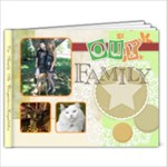 familybook - 7x5 Photo Book (20 pages)