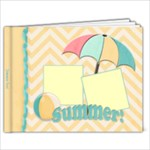 simply summer 7 x 5 book - 7x5 Photo Book (20 pages)