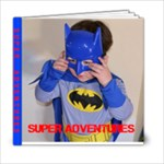 ethan lb - 6x6 Photo Book (20 pages)
