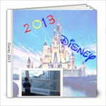Disney - 8x8 Photo Book (20 pages)