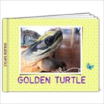 Golden Turtle - 7x5 Photo Book (20 pages)