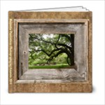 amanda 6x6 magnolia book  - 6x6 Photo Book (20 pages)