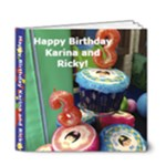 Karina and Ricky s Birthday Party  - 6x6 Deluxe Photo Book (20 pages)