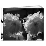 bwflowers - 9x7 Photo Book (20 pages)