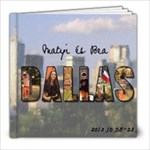 dallas - 8x8 Photo Book (20 pages)