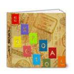 EXPOAL - 6x6 Deluxe Photo Book (20 pages)
