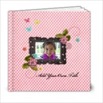 6x6- Sweet Life (30 pages) - 6x6 Photo Book (20 pages)