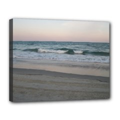 14x11 Beach stretched canvas - Canvas 14  x 11  (Stretched)