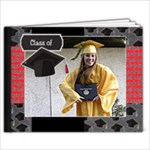 Graduation/Graduate 9x7 Photo Book - 9x7 Photo Book (20 pages)