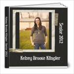 Senior Book - 8x8 Photo Book (20 pages)